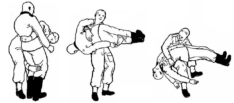 Инструкция рукопашного боя